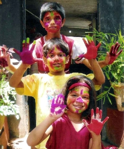 Carnival at Ancestral Goa