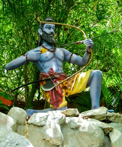 Parshuram - The Legendary Creator of the land of Goa