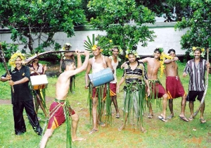 Sao Joao at Ancestral Goa